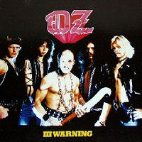 [OZ III Warning Album Cover]