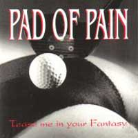 [Pad Of Pain Tease Me In Your Fantasy Album Cover]