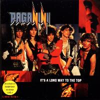 [Paganini It's a Long Way to the Top Album Cover]