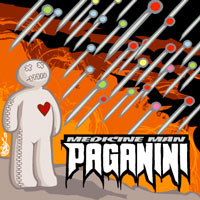 [Paganini Medicine Man Album Cover]