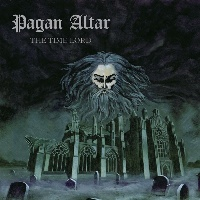 [Pagan Altar The Time Lord Album Cover]