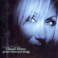 [Pamela Moore Stories From a Blue Room Album Cover]