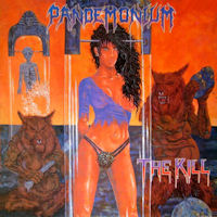 Pandemonium The Kill Album Cover