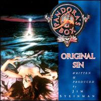 [Pandora's Box Original Sin Album Cover]