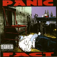 [Panic Fact Album Cover]