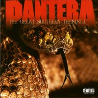 [Pantera The Great Southern Trendkill Album Cover]
