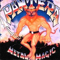 [Pantera Metal Magic Album Cover]