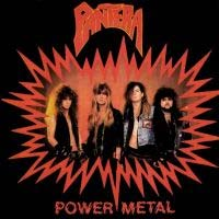 [Pantera Power Metal Album Cover]