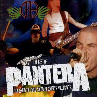 [Pantera The Best Of Pantera: Far Beyond The Great Southern Cowboys' Vulgar Hits Album Cover]