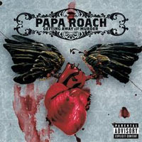 Papa Roach Getting Away With Murder Album Cover
