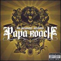 Papa Roach The Paramour Sessions Album Cover