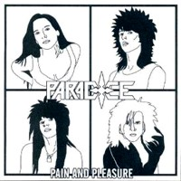 [Paradice Pain and Pleasure  Album Cover]