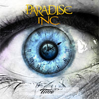 [Paradise Inc. Time Album Cover]