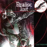 [Paradise Lost Lost Paradise Album Cover]