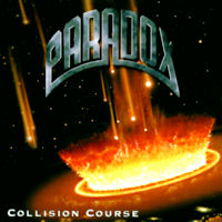 Paradox Collision Course Album Cover