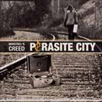 [Parasite City Minstrel's Creed Album Cover]