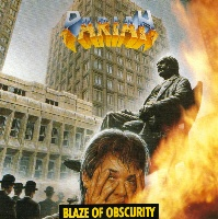 [Pariah Blaze of Obscurity Album Cover]