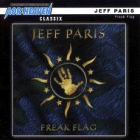 Jeff Paris Freak Flag Album Cover
