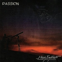 Passion High Emotion Album Cover
