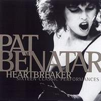 Pat Benatar Heartbreaker (16 Classic Performances) Album Cover
