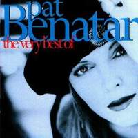 [Pat Benatar The Very Best Of Album Cover]