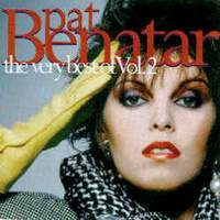 [Pat Benatar The Very Best of Vol. 2 Album Cover]