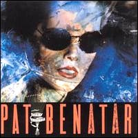 [Pat Benatar Best Shots Album Cover]