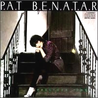 [Pat Benatar Precious Time Album Cover]