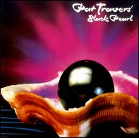 [Pat Travers Black Pearl Album Cover]