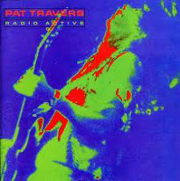 Pat Travers Radio Active Album Cover