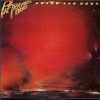 [Pat Travers Crash And Burn Album Cover]