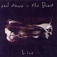 [Paul  Di'anno The Beast Live Album Cover]