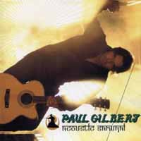 [Paul Gilbert Acoustic Samurai Album Cover]