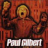 [Paul Gilbert King Of Clubs Album Cover]