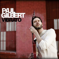 [Paul Gilbert Vibrato Album Cover]