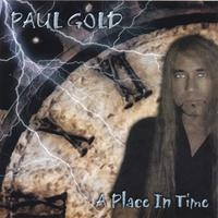 Paul Gold A Place in Time Album Cover