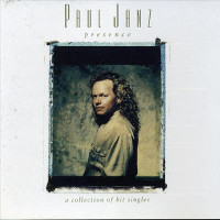 [Paul Janz Presence - A Collection Of Hit Singles Album Cover]
