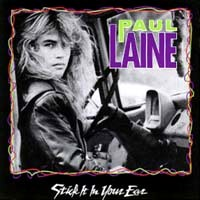 Paul Laine Stick It In Your Ear Album Cover