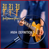 [Paul Raymond Project High Definition Album Cover]
