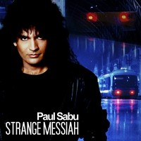 Paul Sabu Strange Messiah Album Cover