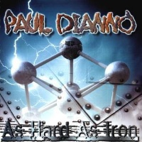 [Paul  Di'anno As Hard As Iron Album Cover]