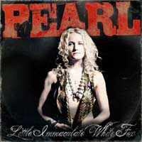 [Pearl Little Immaculate White Fox Album Cover]