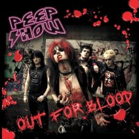 [Peepshow Out For Blood Album Cover]