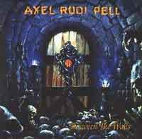 Axel Rudi Pell Between The Walls Album Cover