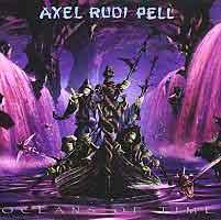 Axel Rudi Pell Oceans of Time Album Cover