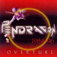 [Pendragon 1984-96 Overture Album Cover]