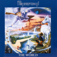 Pendragon The World Album Cover