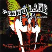 [Penny Lane Midnight Tales From the Funhouse: Part 1 Album Cover]