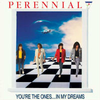 [Perennial You're The Ones...In My Dreams Album Cover]