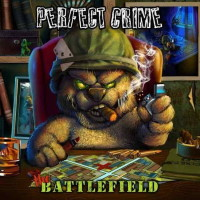 [Perfect Crime The Battlefield Album Cover]